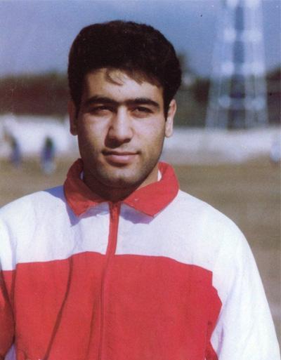 گزارش تصویری : روزگاری که مهدوی کیا در پرسپولیس بازی می کرد www.TAFRIHI.com