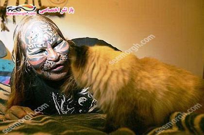 زشت ترین و وحشتناک ترین زن جهان! + عکس TAFRIHI.com