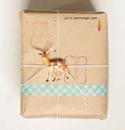 ایده هایی جذاب برای کادو کردن هدیه ها ! (عکس) www.TAFRIHI.com