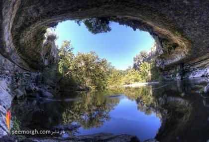 دریاچه همیلتون، زیبایی طبیعی و یک استخر واقعی! (+عکس) www.TAFRIHI.com