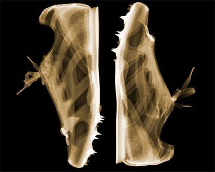 گزارش تصویری: عکاسی با اشعه ایکس www.TAFRIHI.com