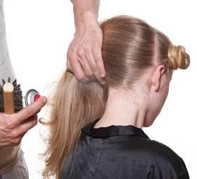 تزئین و بافت مو