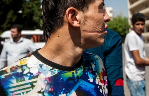 عکس های اراذل و اوباش و مزاحمان نوامیس تهران