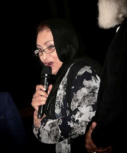 چهره بازیگر خوش چهره سینما فریماه فرجامی در 63 سالگی!