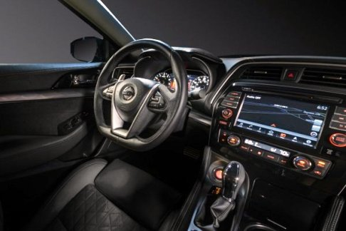 خودروی بسیار زیبای ماکسیما مدل نیمه شب 2016 + عکس