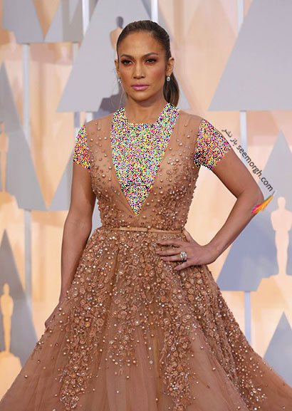 مدل لباس ستارگان هالیوودی در مراسم اسکار 2015
