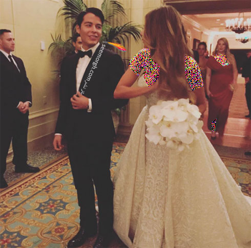 مراسم عروسی سوفیا ورگارا Sofia Vergara