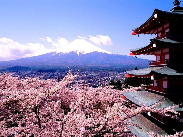 گزارش تصویری: مجموعهای بینظیر از دیدنیهای ژاپن