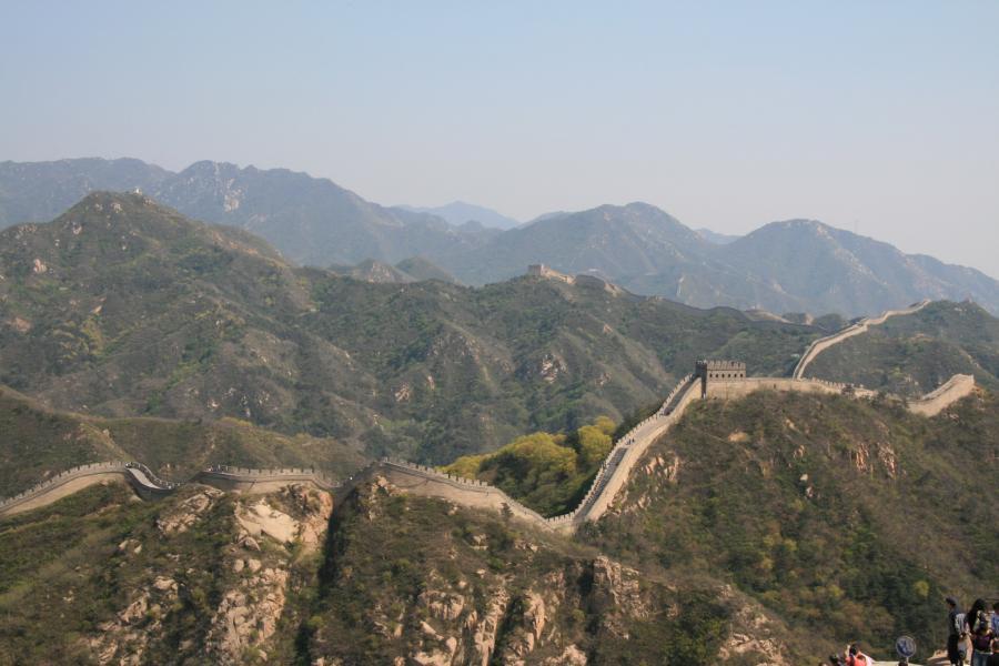 بهترین عکسها از دیوار چین www.TAFRIHI.com