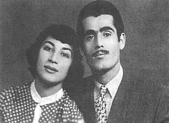 فروغ فرخزاد,پرویز شاپور