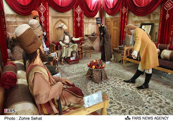 موزه ارگ كريم خان زند در شيراز