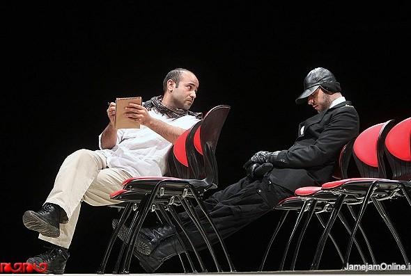 گزارش تصویری نمایش به خاطر یک مشت روبل www.TAFRIHI.com