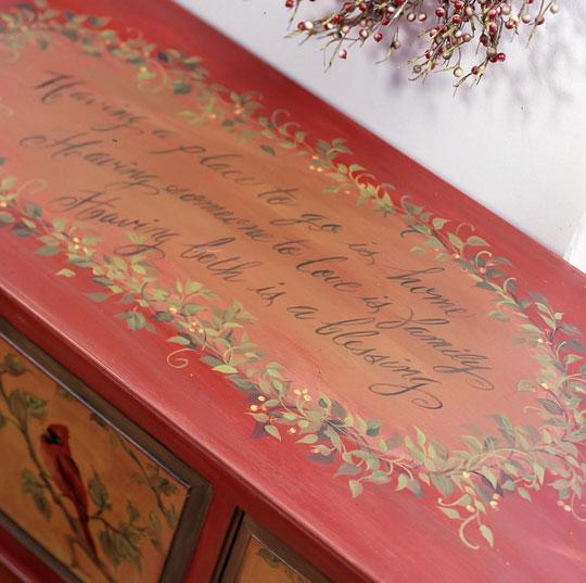 نمونه های بسیار زیبا از صندوقهای شیک کاربردی و تزیینی ! www.TAFRIHI.com