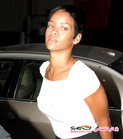 rihanna no makeup. او متولد باربادوس (جزیرهای است