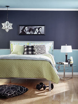دکوراسیونی مینیمال برای یک اتاق خواب ساده,دکوراسیون اتاق خواب با ایده هایی جالب و چشم نواز مخصوص سنین 7 تا 15 سال,دکوراسیون اتاق خواب مخصوص سنین 7 تا 15 سال