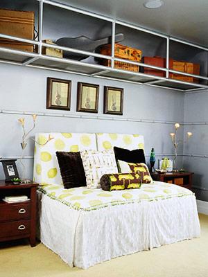اتاق خوابی با یک دکوراسیون نامتعارف,دکوراسیون اتاق خواب با ایده هایی جالب و چشم نواز مخصوص سنین 7 تا 15 سال,دکوراسیون اتاق خواب مخصوص سنین 7 تا 15 سال