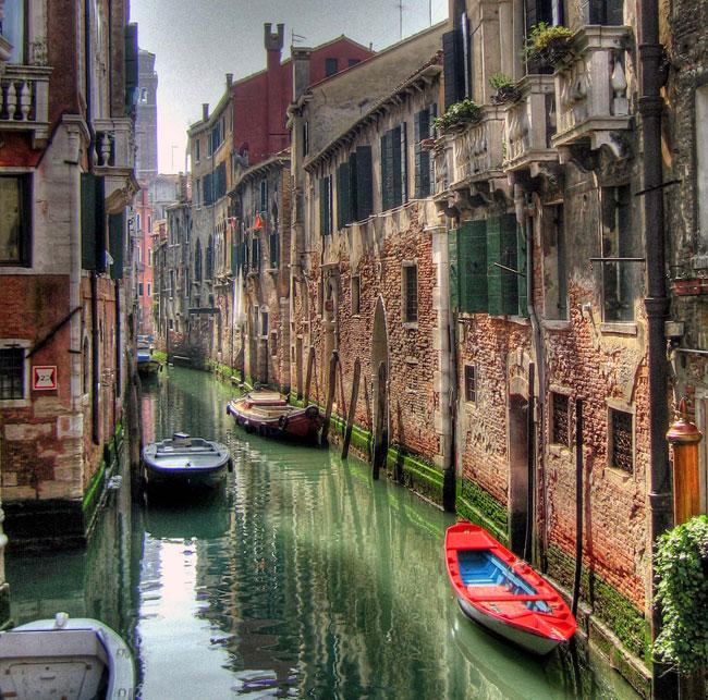 عکسهای از کشور ونیز