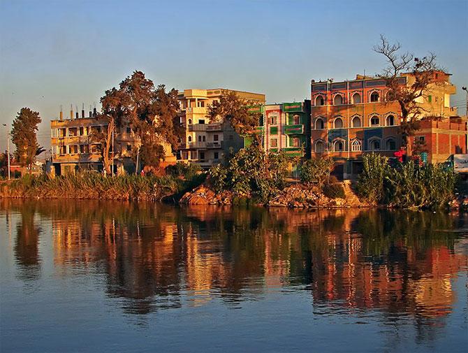 حومه شهر در مصر
