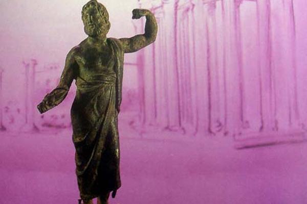 مجسمه زئوس در معبد لائودیسه