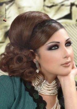 جدیدترین مدل شینیون مو 2012