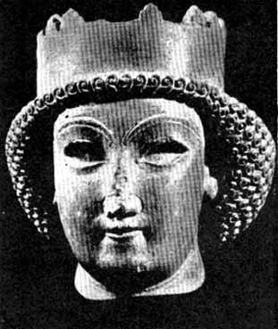 مجسمه سازی در ایران باستان