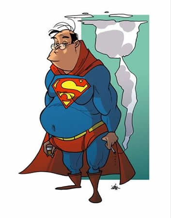 تصاویر روزگار پیری شخصیتهای کارتونی که دوستشان دارید!