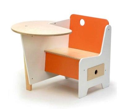میز تحریر یکنفره یکسره,مدلهای جدید میز تحریر و کمد برای کودکان!