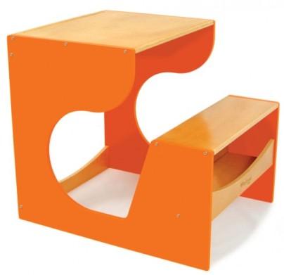 میز تحریر دونفره یکسره,مدلهای جدید میز تحریر و کمد برای کودکان!