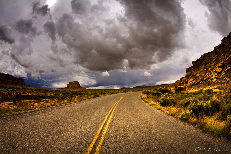 مجموعهی زیبای عکاسی از «جاده»