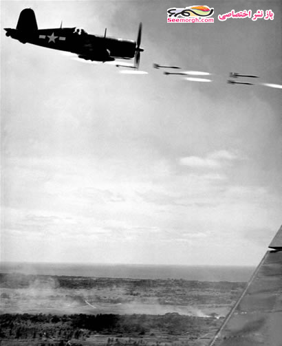 موشک ها در جنگ جهانی دوم