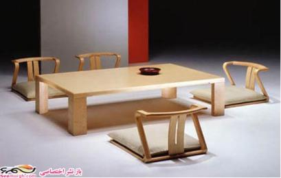 فروش میز ژاپنی