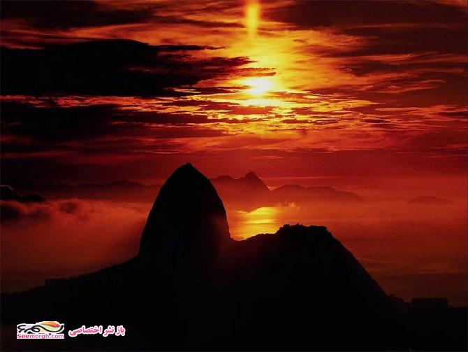 برزیل سرزمینی مرموز و خوش آب و رنگ! (تصویری) www.TAFRIHI.com