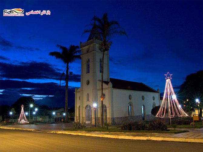 کلیسای سن پیتر در برزیل