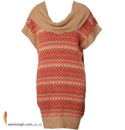 مدل لباس بافتنی زنانه 2012