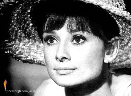 آدری هپبورن Audrey Hepburn