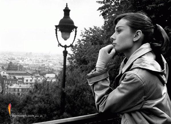 آدری هپبورن از زیباترین بازیگران زن کلاسیک