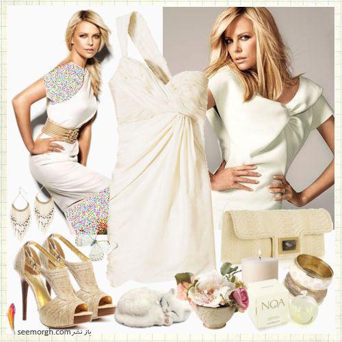 مدلهای لباس شارلیز ترون