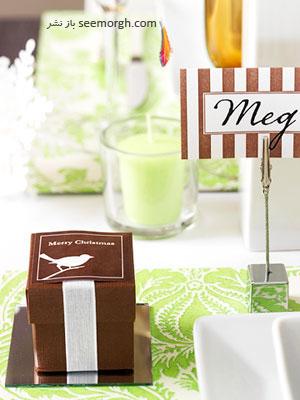 دکوراسیون شیک و مدرن اتاق پذیرایی برای یک مهمانی خاص! www.TAFRIHI.com