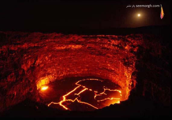 جهنم را در همين دنيا ببينيد!!! + عکس