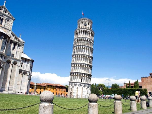 همه چیز درباره برج پیزا   قدیمیترین برج جهان