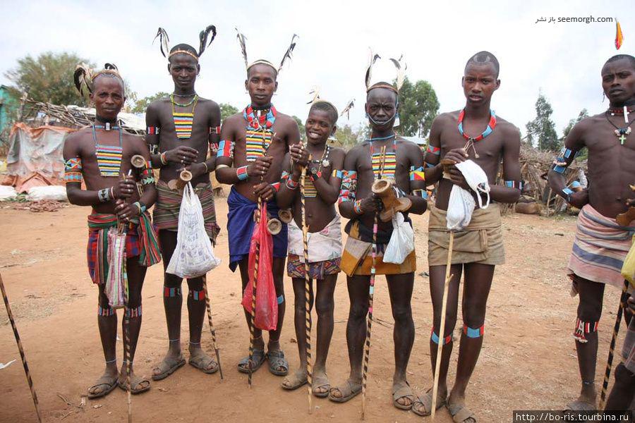 قبیله اومو