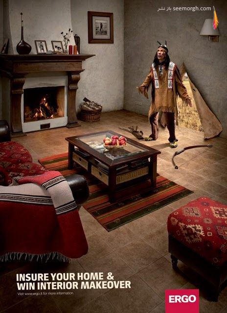 گلچینی از بهترین آگهیهای تبلیغاتی که برنده جایزه شدند!! www.TAFRIHI.com