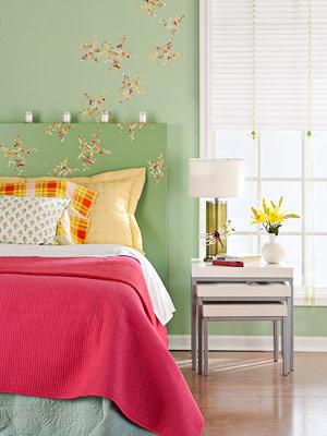 تخت خواب در دکوراسیون اتاق خواب,نکات طلایی برای تغییر دکوراسیون اتاق خواب,دکوراسیون اتاق خواب,تغییردکوراسیون اتاق خواب