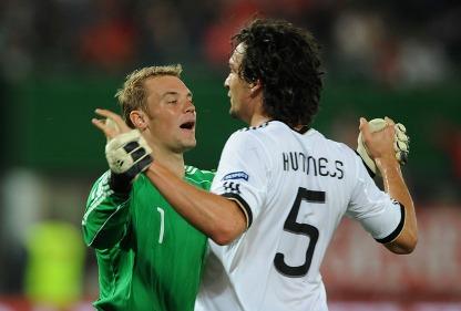 گزارش تصویری؛ دیدارهای مقدماتی یورو 2012 www.TAFRIHI.com