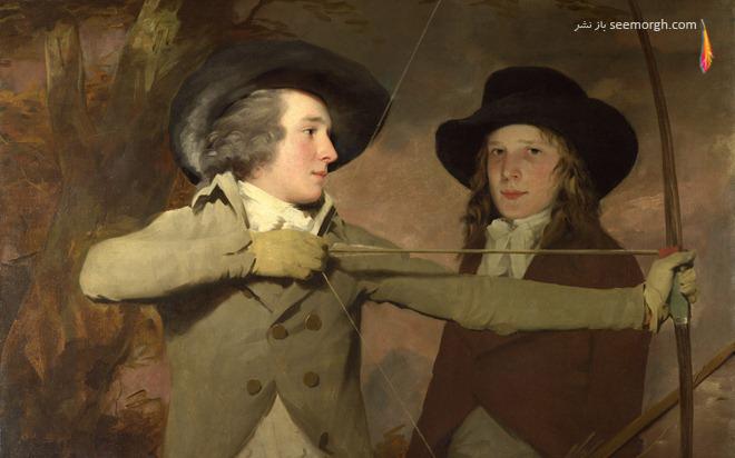 گزارش تصویری: نقاشیهای باشکوه گالری ملی لندن TAFRIHI.com