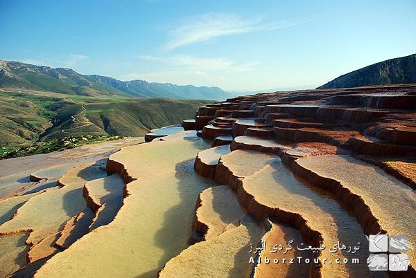 دومین چشمه آب شور جهان باداب سورت