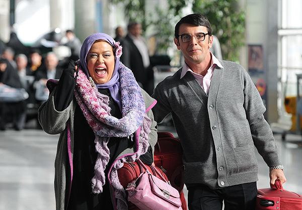 گزارش تصویری: فیلم زنان ونوسی مردان مریخی www.TAFRIHI.com