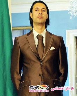 www.difdifi.com | پسر پنجم قذافی با یک مانکن هلندی رابطه نامشروع داشت+تصاویر