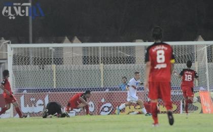 گزارش تصویری : اولین شکست پرسپولیس در لیگ یازدهم www.TAFRIHI.com
