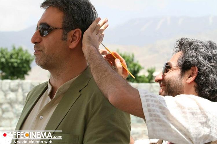 عکسهای جدید و دیده نشده از پشت صحنه فصل دوم سریال «قلب یخی» www.TAFRIHI.com